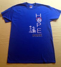 Hope Park Buddy shirt