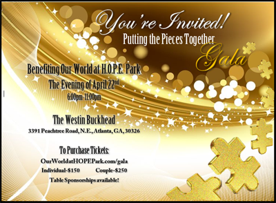 putting the pieces together gala