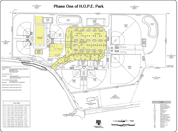 Hope Park Schematics